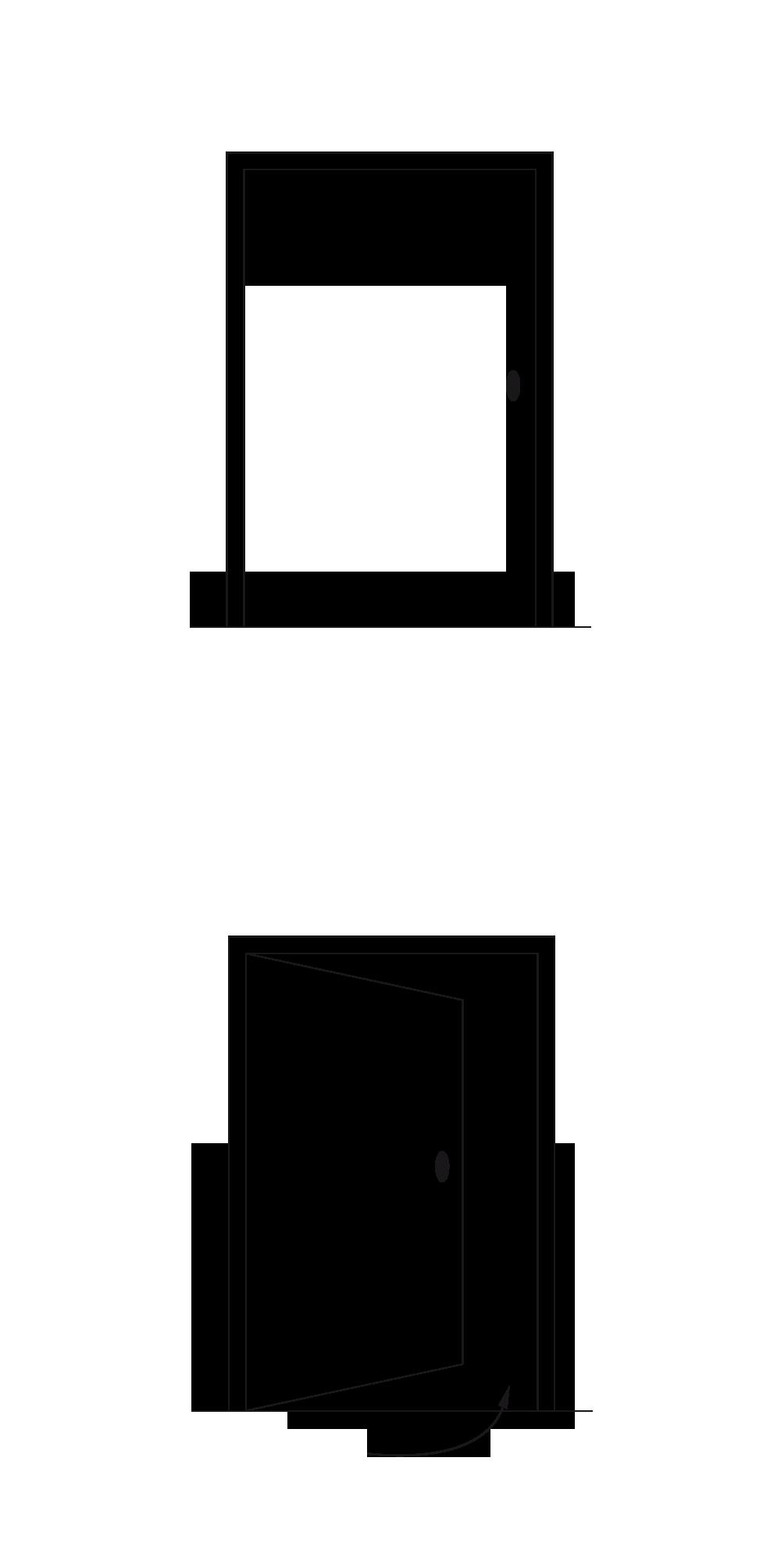 Vk blog ouverture minute un logo qui fait sens for Ouverture de porte claquee